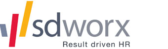 sdworx Result driven HR Logo